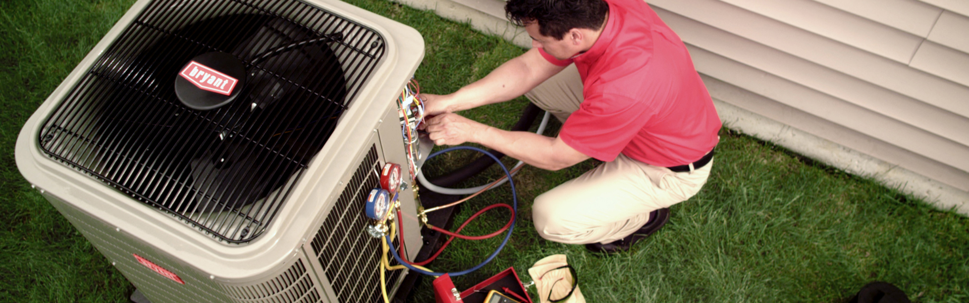 We install and maintain many types of Heating systems for all of residential and comercial needs